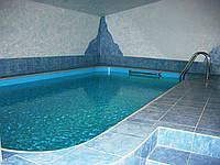 Чаша бассейна из полипропилена 6х3 глубиной 1,6м