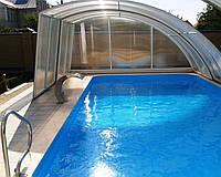 Чаша бассейна из полипропилена 8х4 глубиной 1,6м
