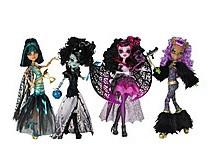 Куклы Монстер Хай Маскарад- Monster High Ghouls Rule