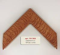 Деревянный багет производства Испании