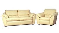 Мягкая мебель: диван+кресло-реклайнер - Элигия (3+1)