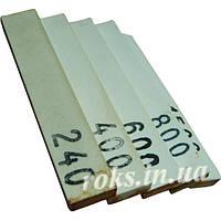 Набор точильных камней из белого электрокорунда 5шт арт.10091