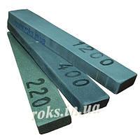 Набор абразивов карбида кремния (3 шт.) 150х25х10 мм
