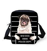 "3D сумка ""Bad Воg""."