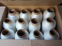 Нить для текстильных стропов и стяжных ремней.