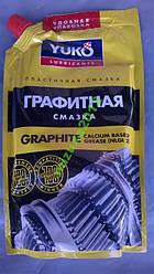Мастило графитная дой пак 375г YUKOIL