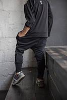 Штаны с карманами из плотного хлопка. Практичные и стильные. 98 см, фото 1