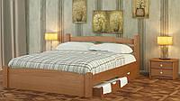 Кровать натуральное дерево Вудленд Emma Lux