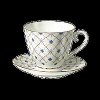 Набор чашка чайная с блюдцем И.Ф.З. Гвоздика Ретро 16066