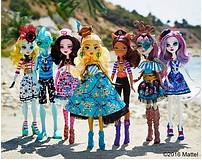 Куклы Монстер Хай Кораблекрушение- Monster High Shriek Wrecked