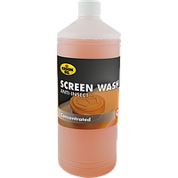 Жидкость стеклоомывателя летняя (концентрат 1:20) Kroon Oil ANTI INSECT SCREENWASH 1л
