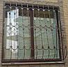 Решітка на вікно арт.рс 12