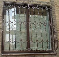 Решетка на окно арт.рс 12