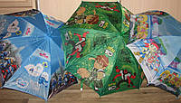 Зонт детский Бакуган, Джейк и Пираты, Смурфики, Бен10, фото 1
