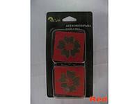 Заколка Arya 2 Шт. Perde Tokası 004 Красный AR-9001139