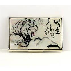 Візитниця «Стрибок тигра»