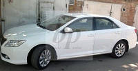 Дефлекторы окон (ветровики) Toyota Camry xv50 (Тойота Камри 2011+)