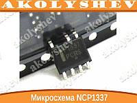 Микросхема NCP1337 P1337 SOP7