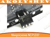 Микросхема NCP1337 P1337 SOP7, фото 1