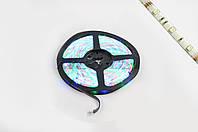 Лента светодиодная на мототехнику SMD 5050   (RGB, влагостойкая, 30 крист/1м, бухта 5м)