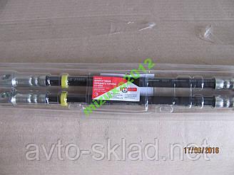 Шланги гальмівні 2101-2107 перед ДААЗ к-т 2 шт