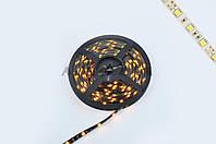 Лента светодиодная на мототехнику SMD 5050   (желтая, влагостойкая, 30 крист/1м, бухта 5м)