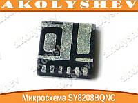 Микросхема SY8208BQNC SY8208B