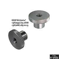Гайка М3 DIN 466 нажимная высокой формы, нержавеющая А2 и А4