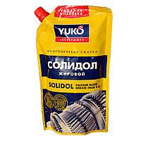 Смазка общего назначения YUKO Солидол жировой 0,375 кг