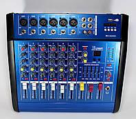 Аудио микшер Mixer BT-6300D 7ch
