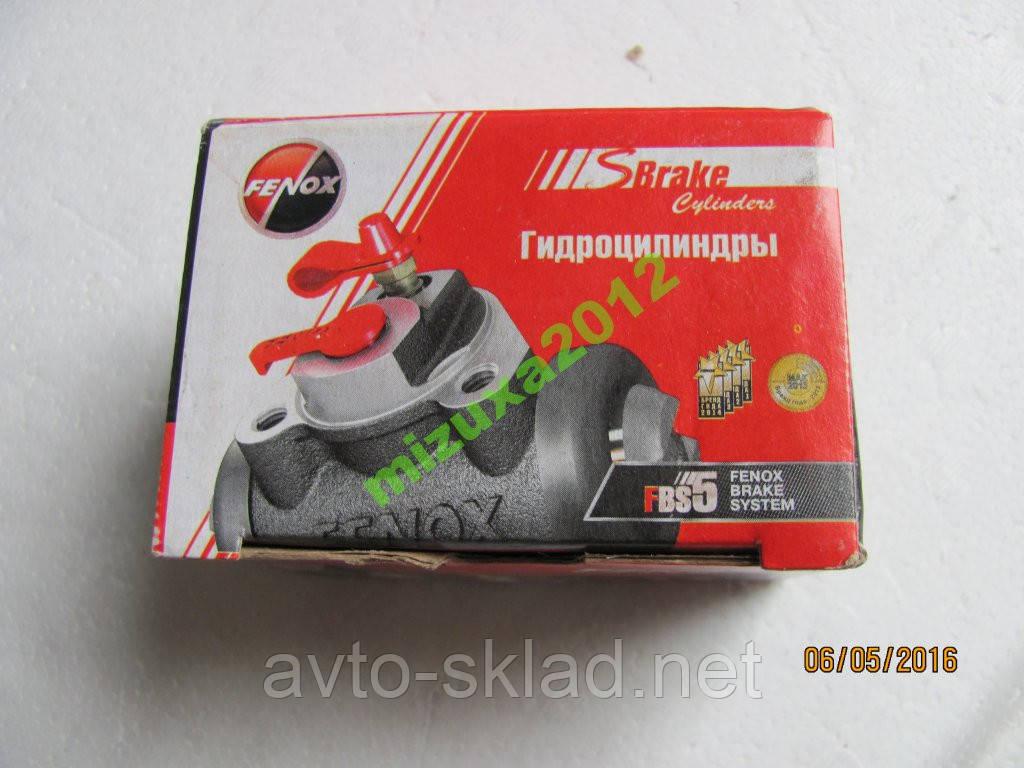 Цилиндр тормозной передний ВАЗ 2101-07 Фенокс