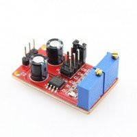 NE555 плата генератор импульсов