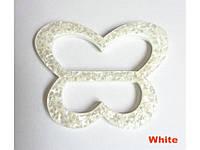 Магнит Arya Mgtor Butterfly Shell Holder Белый AR-9001425