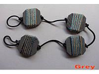 Магнит Arya Mgtor Kristal Серый AR-9001171
