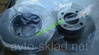 Диски переднего тормоза 2101-06, 2107 FERODO пара