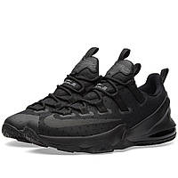 Оригинальные  кроссовки Nike Lebron XIII Low Black & Reflect Silver
