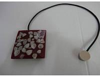 Магнит Arya Mgtor Scallops Magnet Зеленый AR-9001148