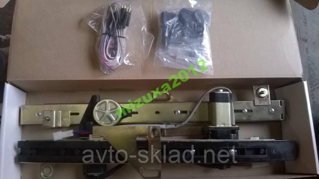 Стекло подъемники электро 2108 Форвард реечные