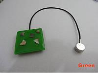 Магнит Arya Square Nacre Magnet Зеленый AR-9001149