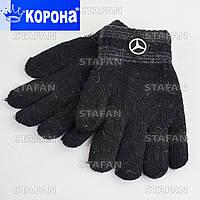 Двухслойные перчатки для мальчика E5207S-3