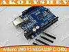Arduino UNO R3 MEGA328P CH340G клон