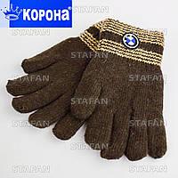 Двухслойные перчатки для мальчика E5207S-6