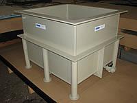 Открытые емкости (ванны) полипропилен/полиэтилен