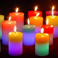 Секреты подбора свадебных свечей: каждая свеча должна знать свое место