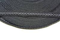 ТЖ 10мм (50м) черный+св.серый , фото 1