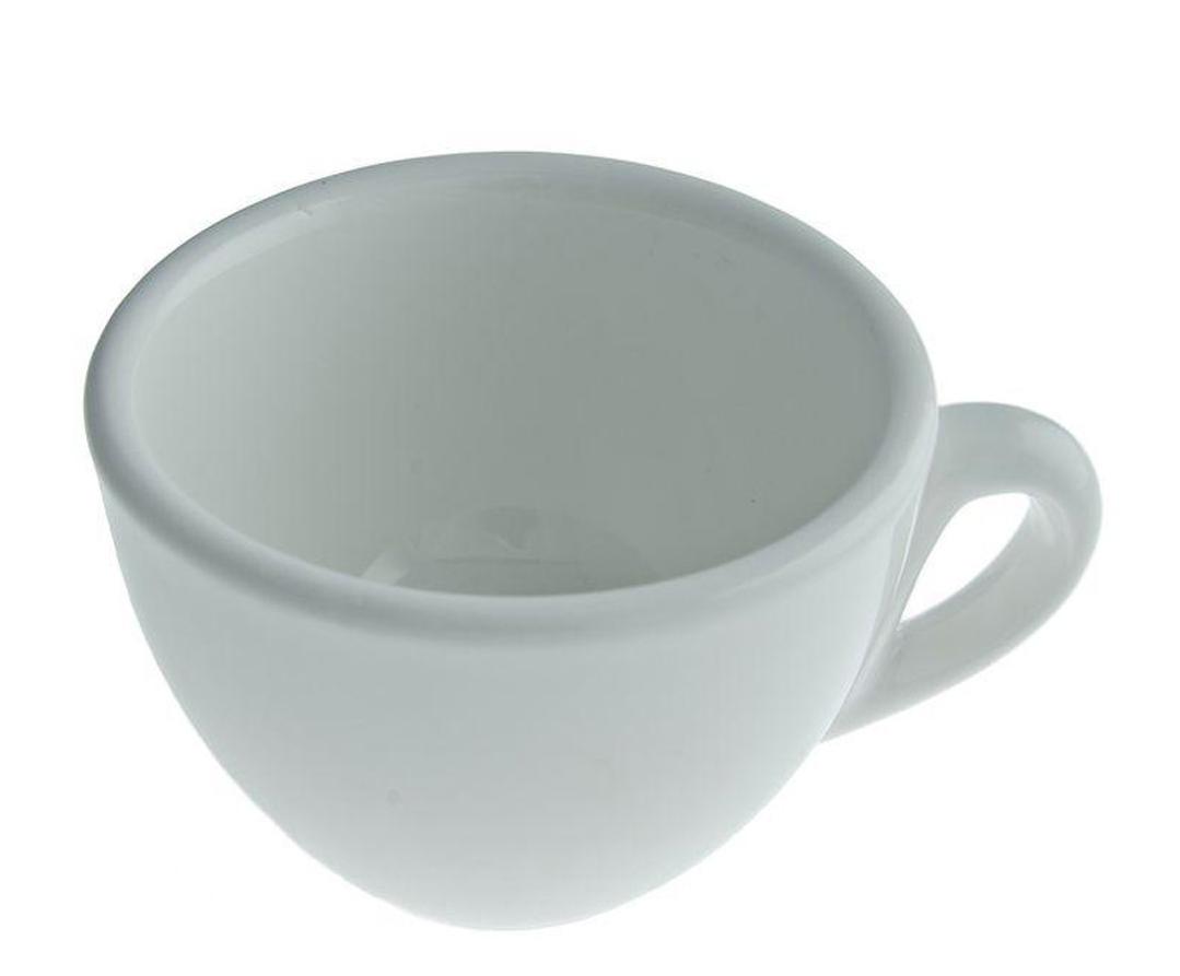 "Чашка фарфоровая чайная 300 мл FoREST ""Cafe time""  774186"