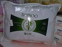 Подушка 35*45 бамбук 30%, микрогель 70% (bamboo standart) TM Seral