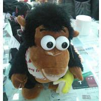 Мартышка без банана ИнтерактивнаяИгрушка КОРИЧНЕВАЯ, фото 1