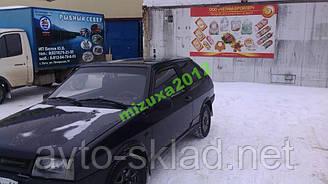 Водосток (удочки) ВАЗ 2108-09  2 шт. 210 см черные
