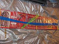 Сетка алюминиевая мелкая 1100х200мм тюнинг авто №1